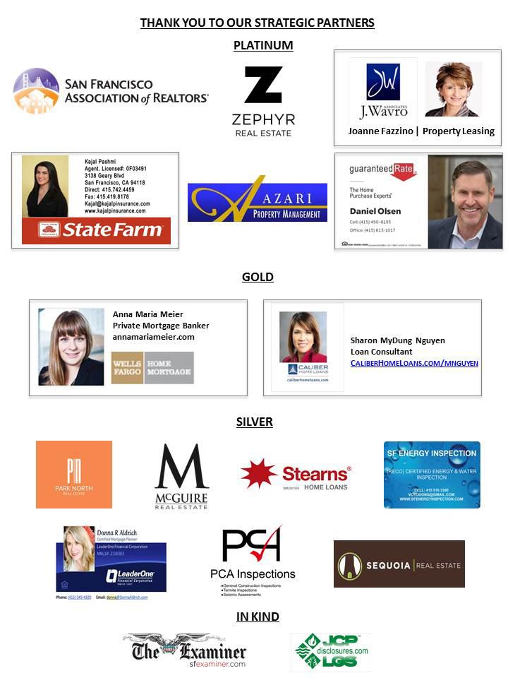 SFWCR Strategic Partners