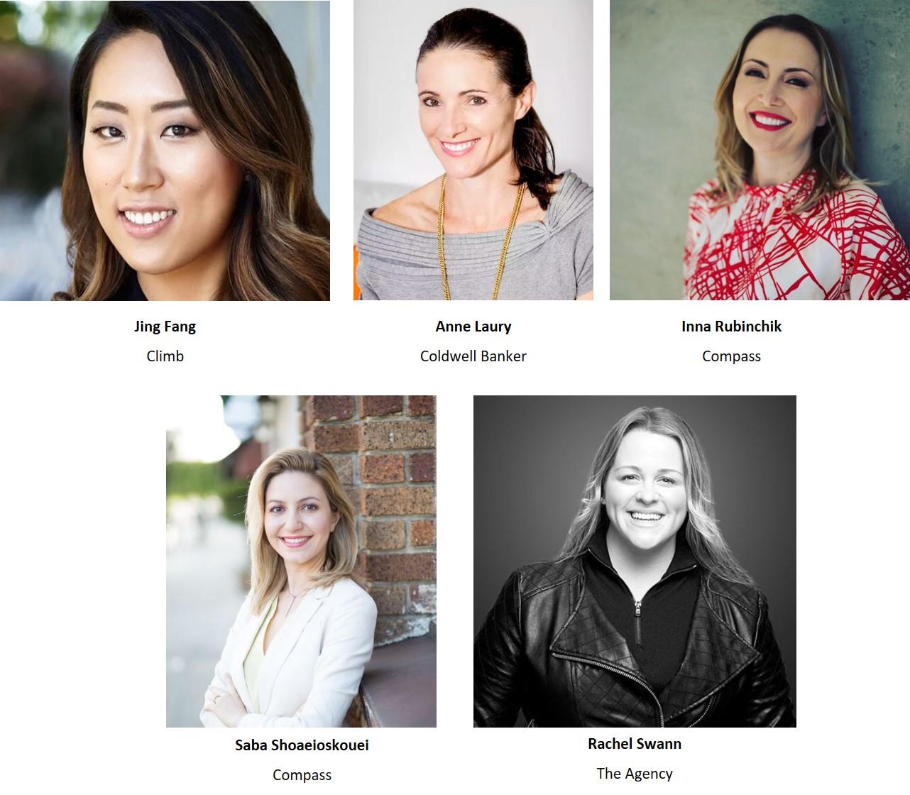WCR Power Women Panel