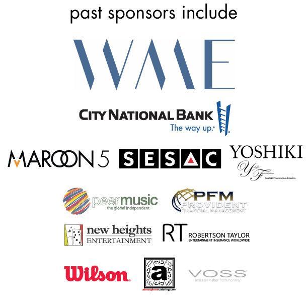 Tennis 2016 sponsors