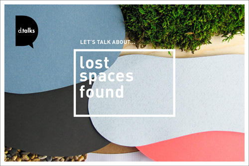 Lost Spaces Found event