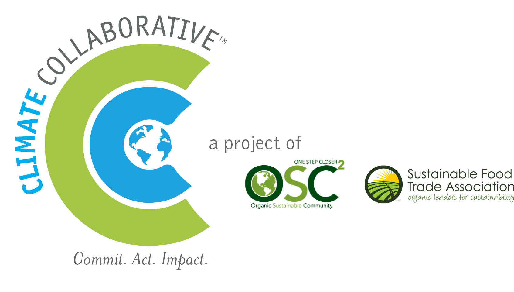 Climate Collaborative is a project of OSC2 and SFTA.