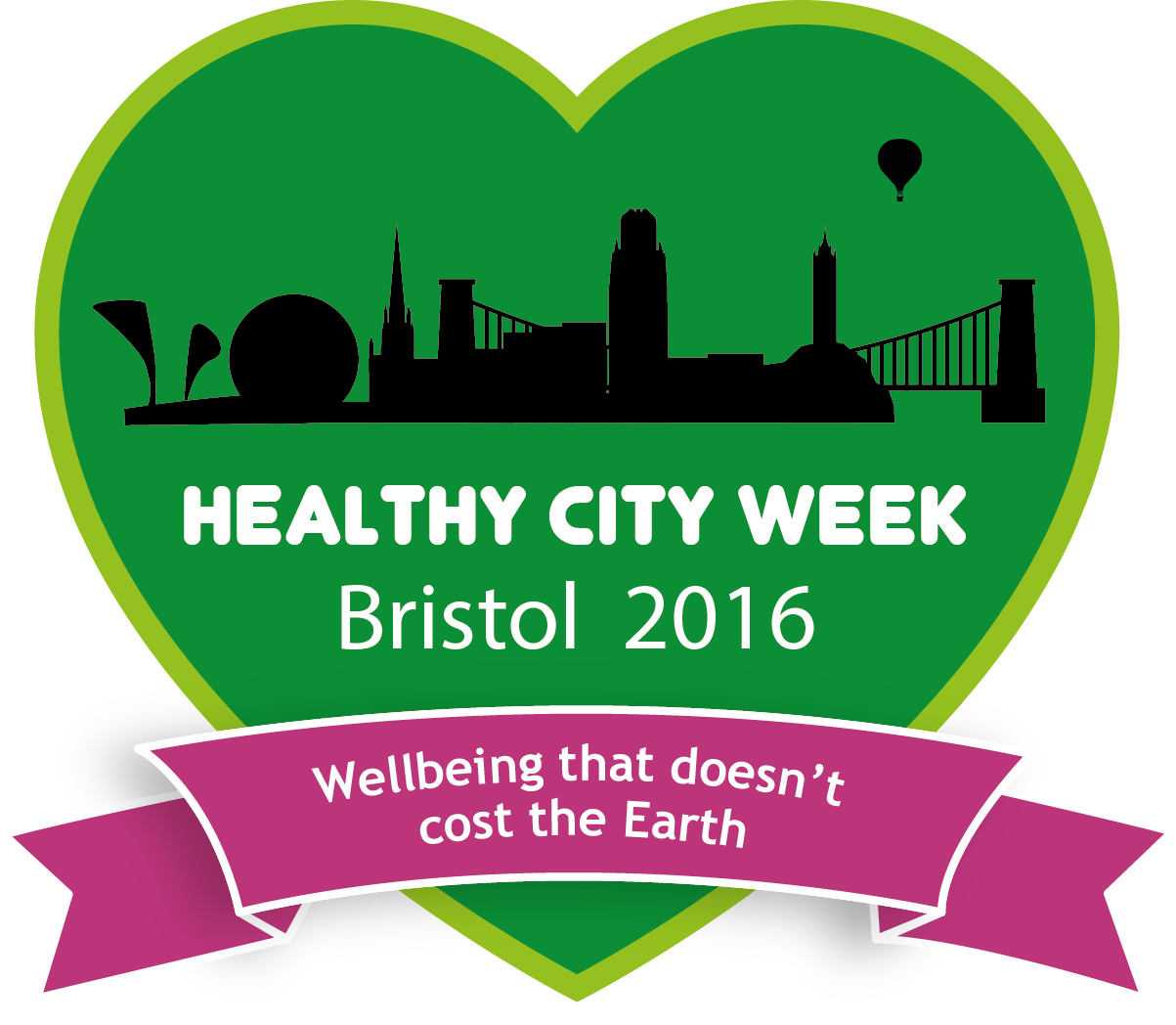 Healthy City WeekLogo