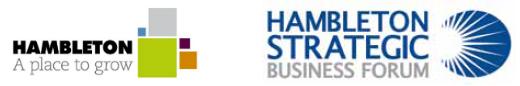 hambleton strategic business forum logo