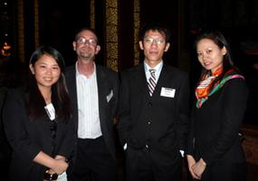 Golden Networking's China Happy Hour in New York City - Tuesday...