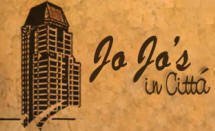 JoJo's in the City Logo
