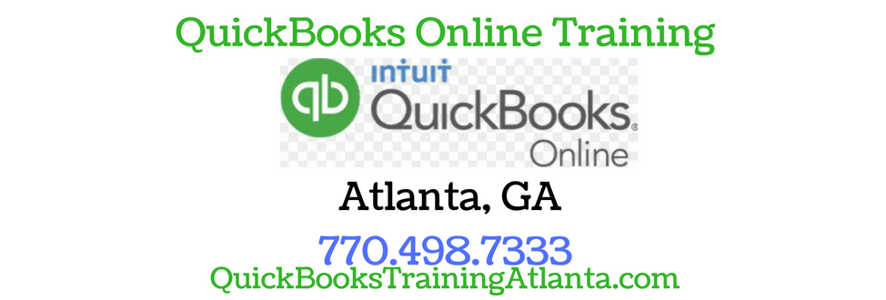 QuickBooks Online Training by Experts Logo - Atlanta, GA