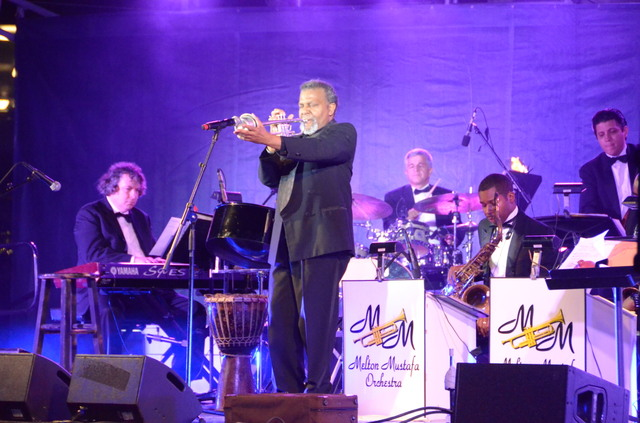 Big Band with Mustafa SR