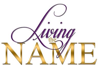 Living The Name Logo