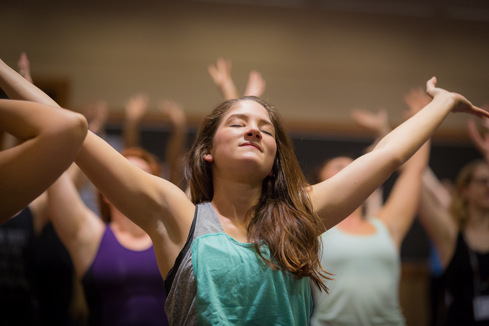 Open Up to Your Community at the Northwest Yoga Conference