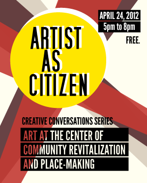 artist as citizen