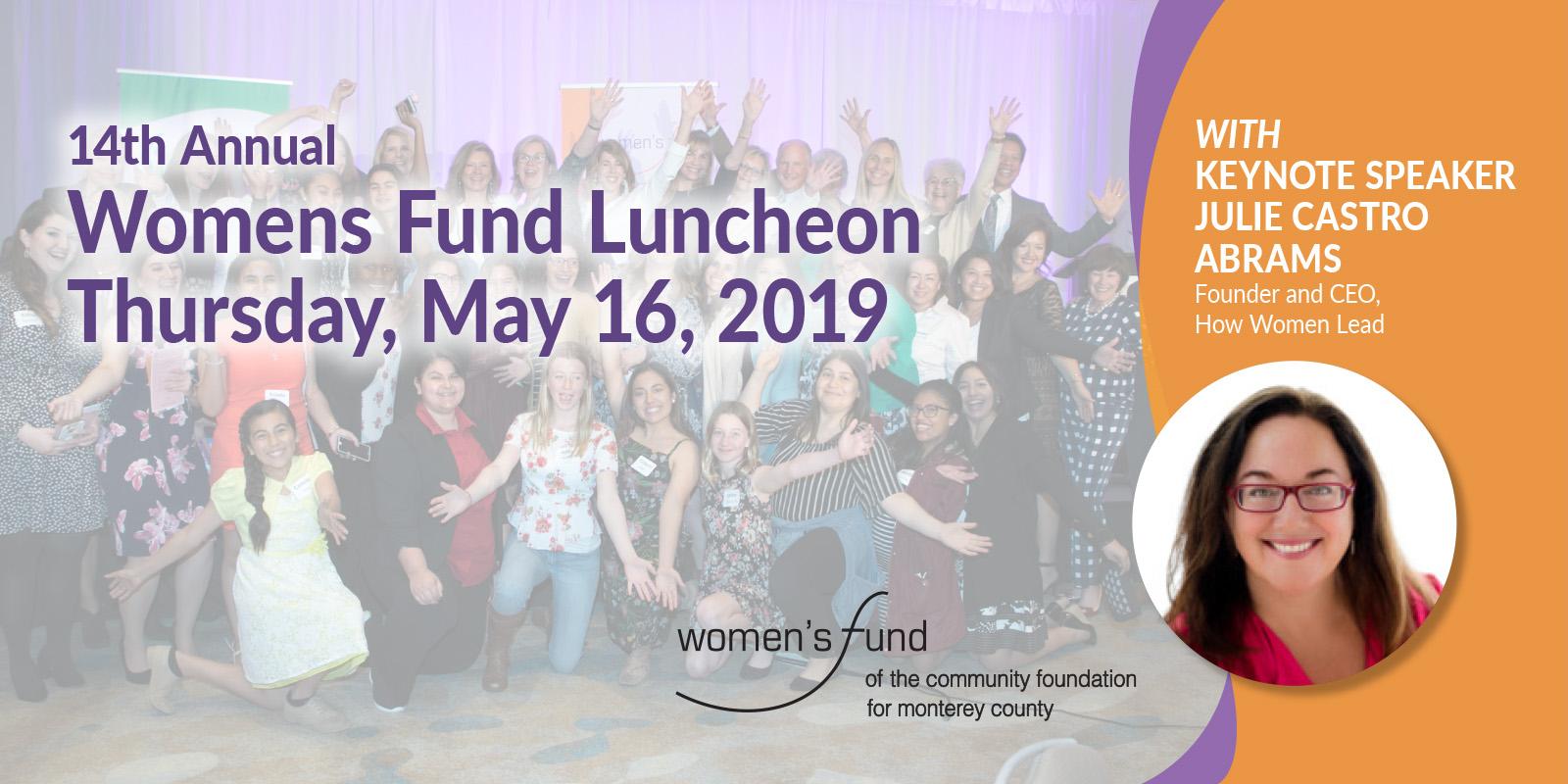 Women's Fund Luncheon 2019