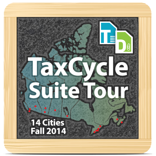 TaxCycle Suite Tour logo