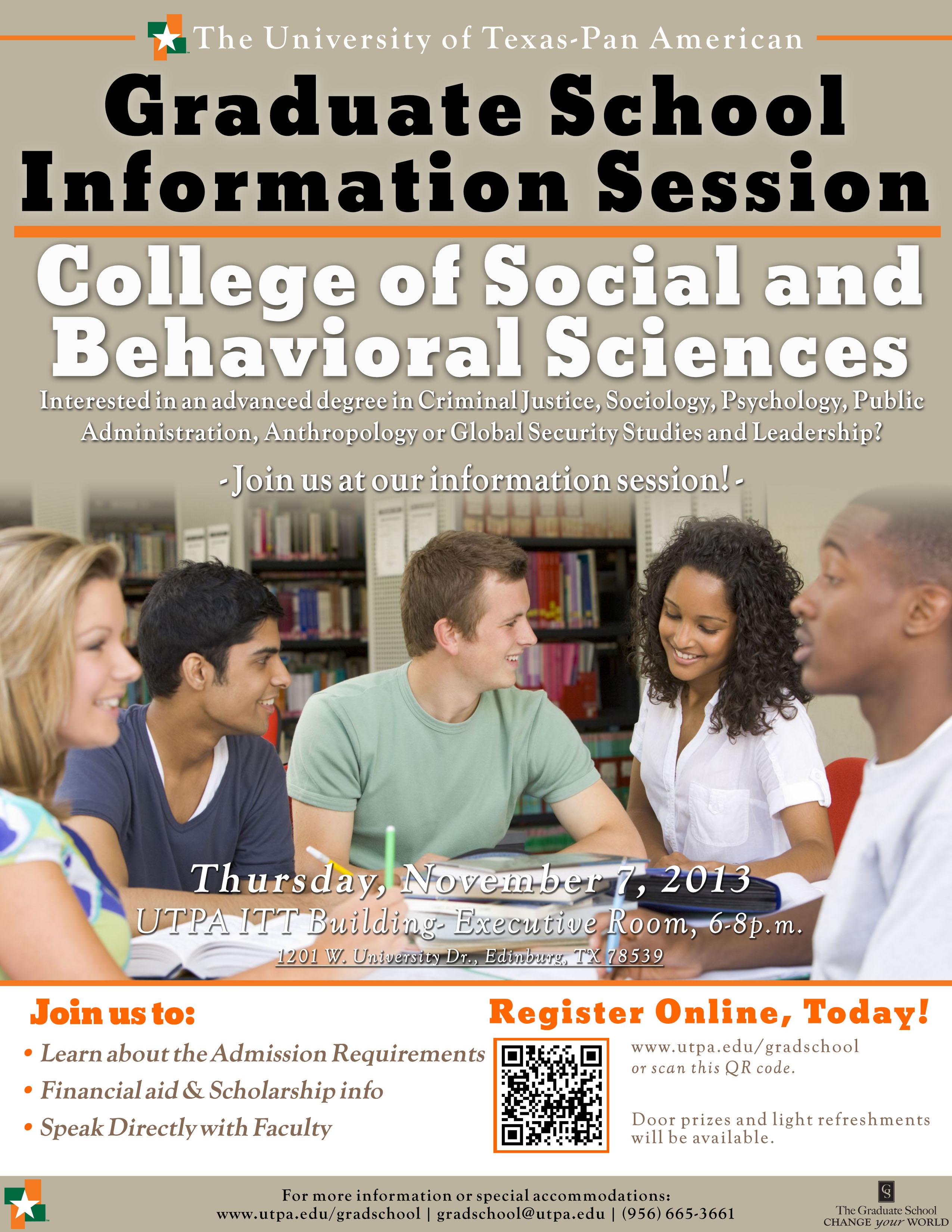 Info Session CSBS