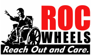 ROC Wheels logo