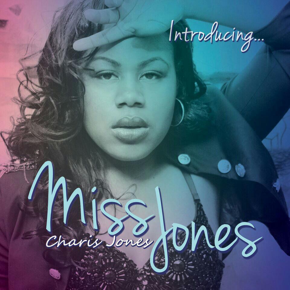 Charis Jones - album cover