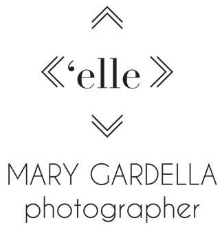 Mary Gardella Photography logo