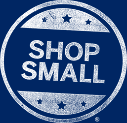 AMEX Shop Small logo