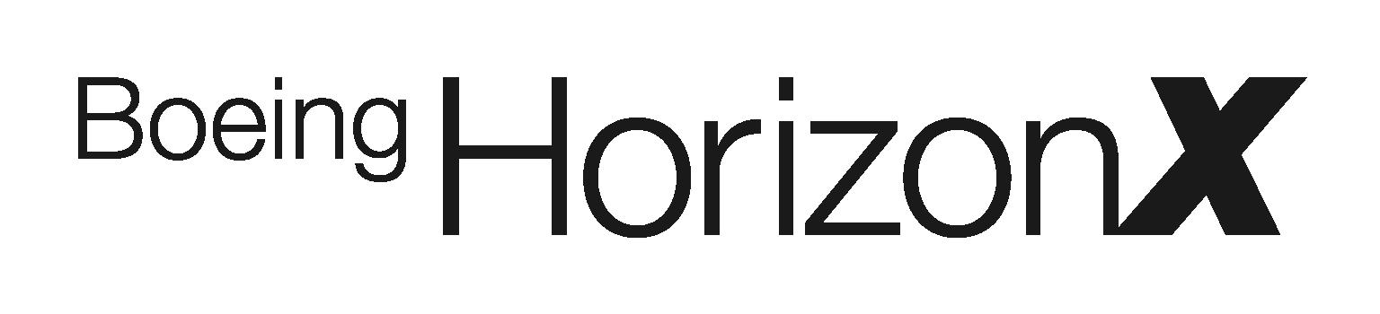 Resultado de imagen para Boeing HorizonX Ventures logo