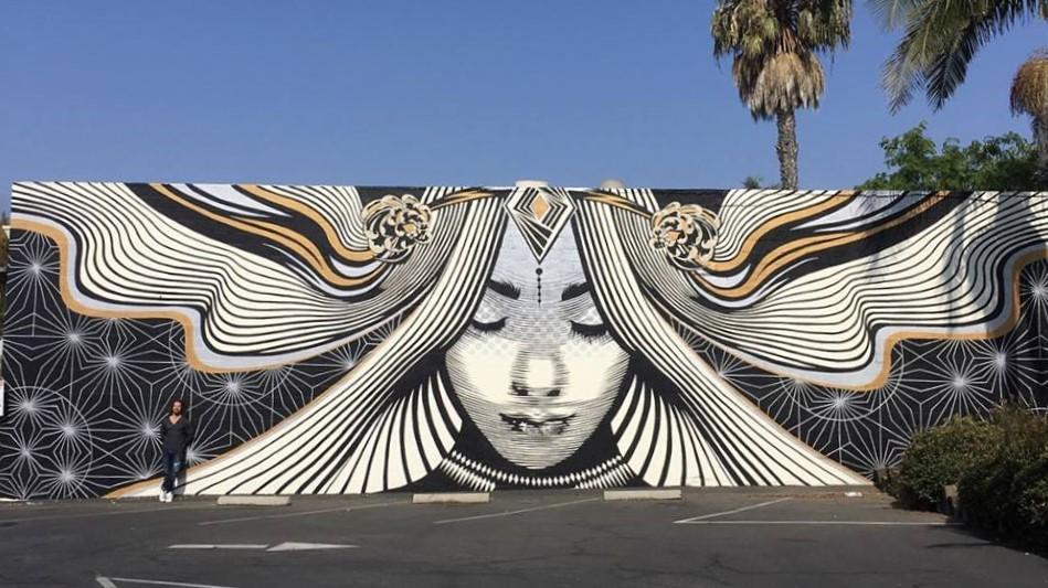 Beautify Earth mural