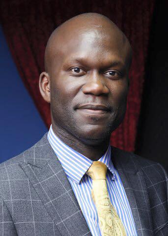 Pastor Seyi Eyitayo