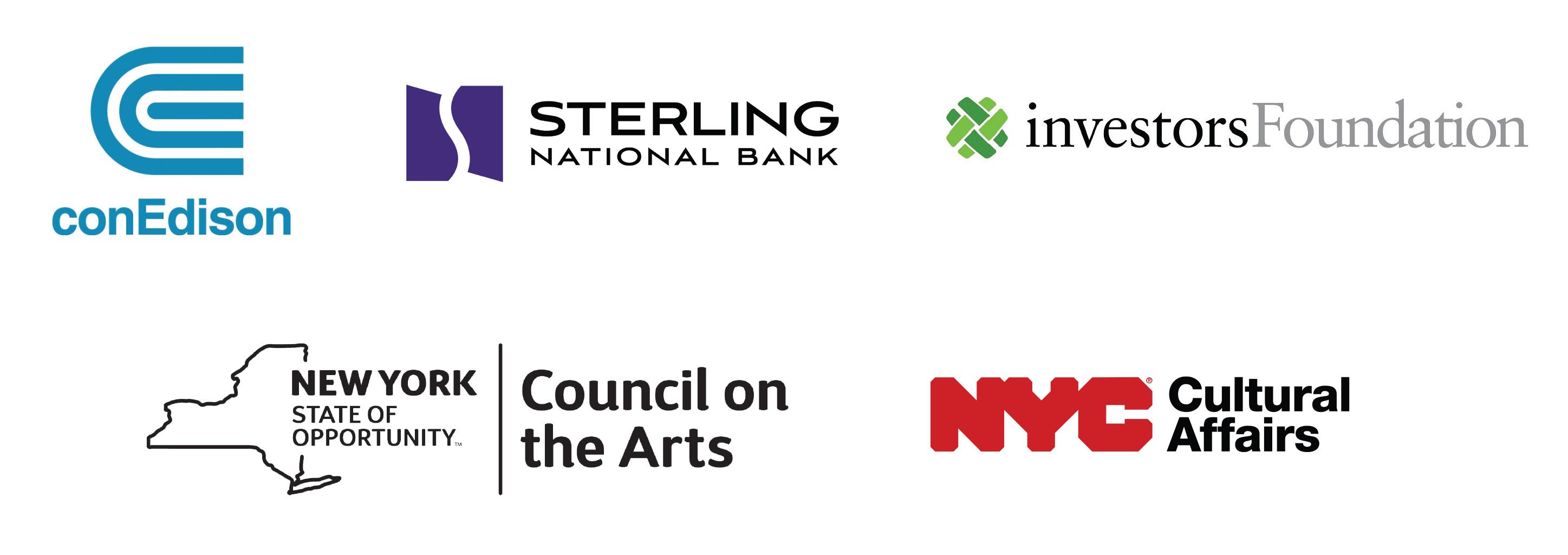 Teen Council Funder Logos