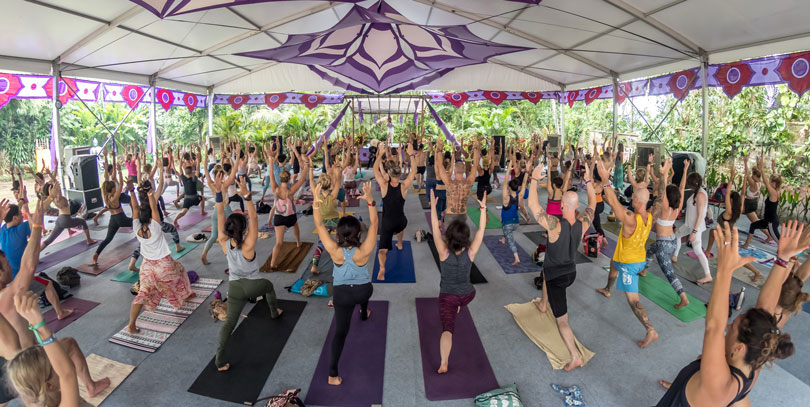 Image result for Worldwide Yoga Festival