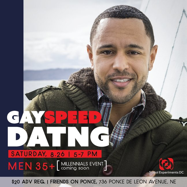 Speed dating indianapolis gay people
