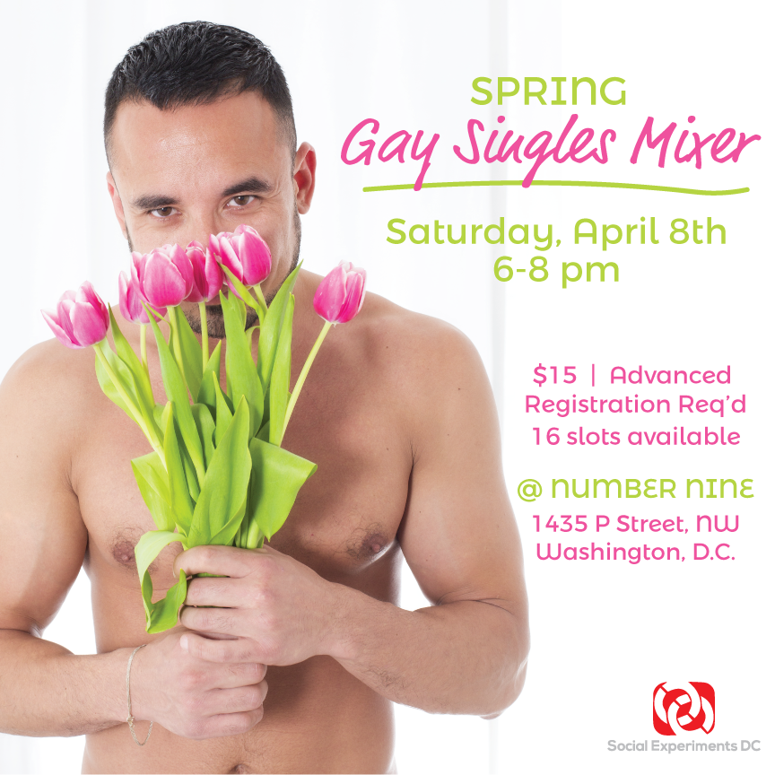 speed dating events in dc