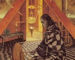 April 11, 2010 Remedios Varo's Spiral Journey to...