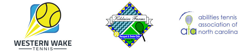 Western Wake Tennis, Kildaire Farms Club, and Abilities Tennis present