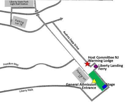 Event & Parking Details