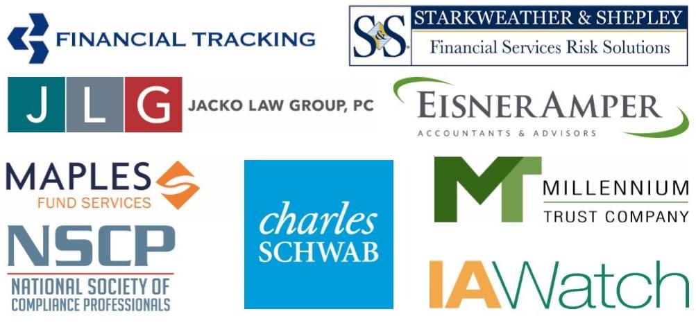 2016 Symposium sponsors logos
