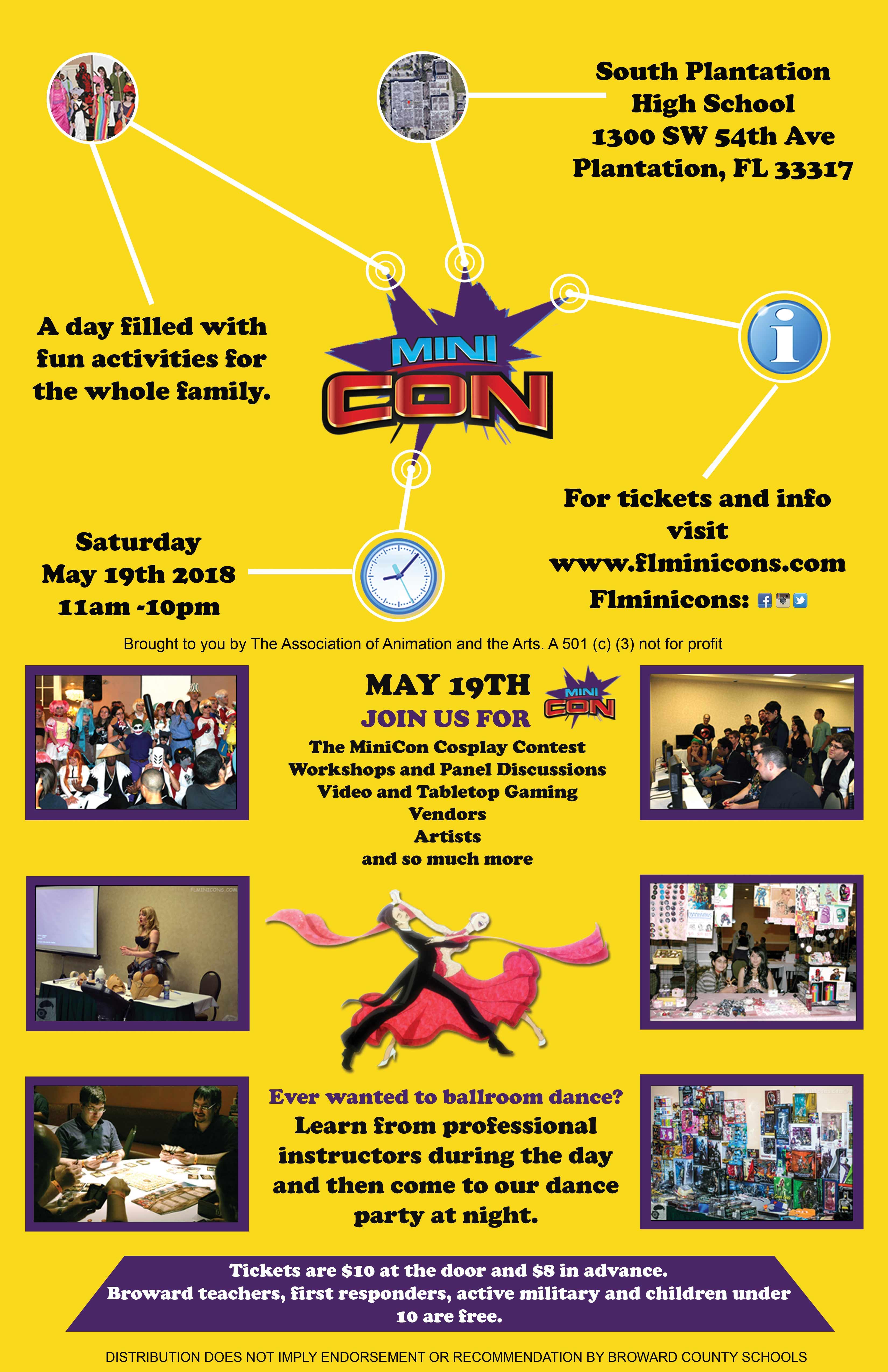Poster for Mini COn
