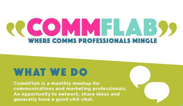 CommFlab logo