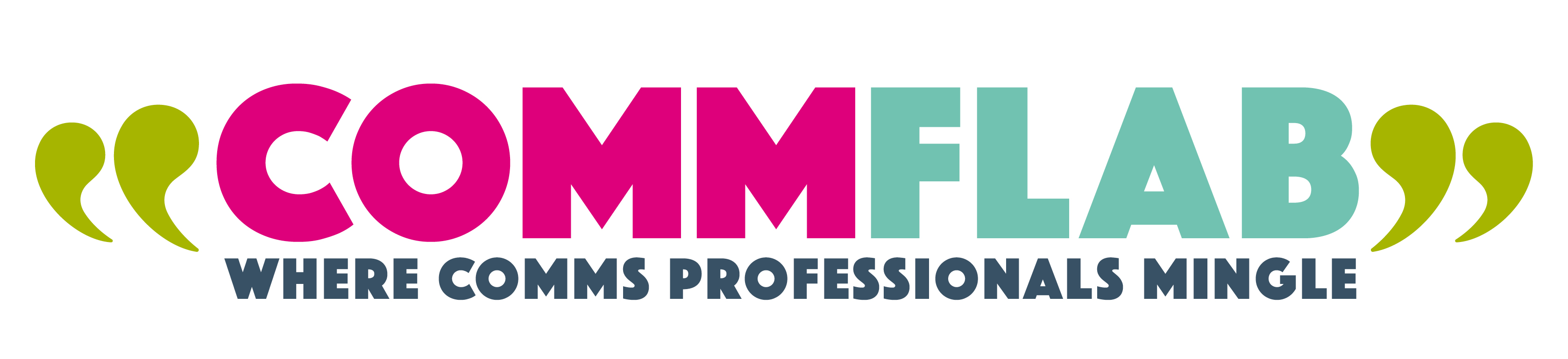 CommFlab logo high quality