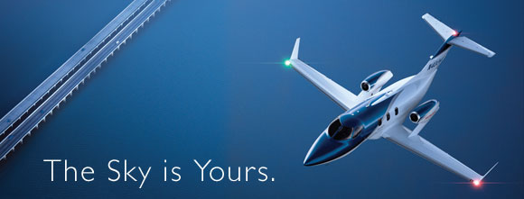HondaJet - The Sky is Yours.