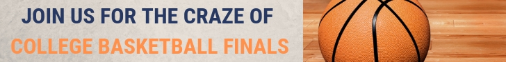 Join us for the craze of college basketball finals.
