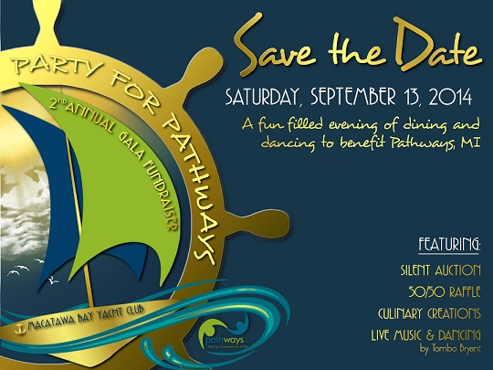 Party for Pathways: 2nd Annual Gala Fundraiser