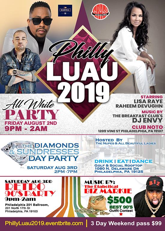 Philly Luau 2019
