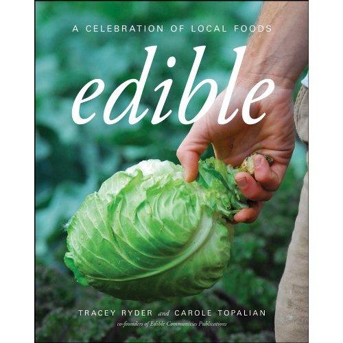 Edible Book Cover