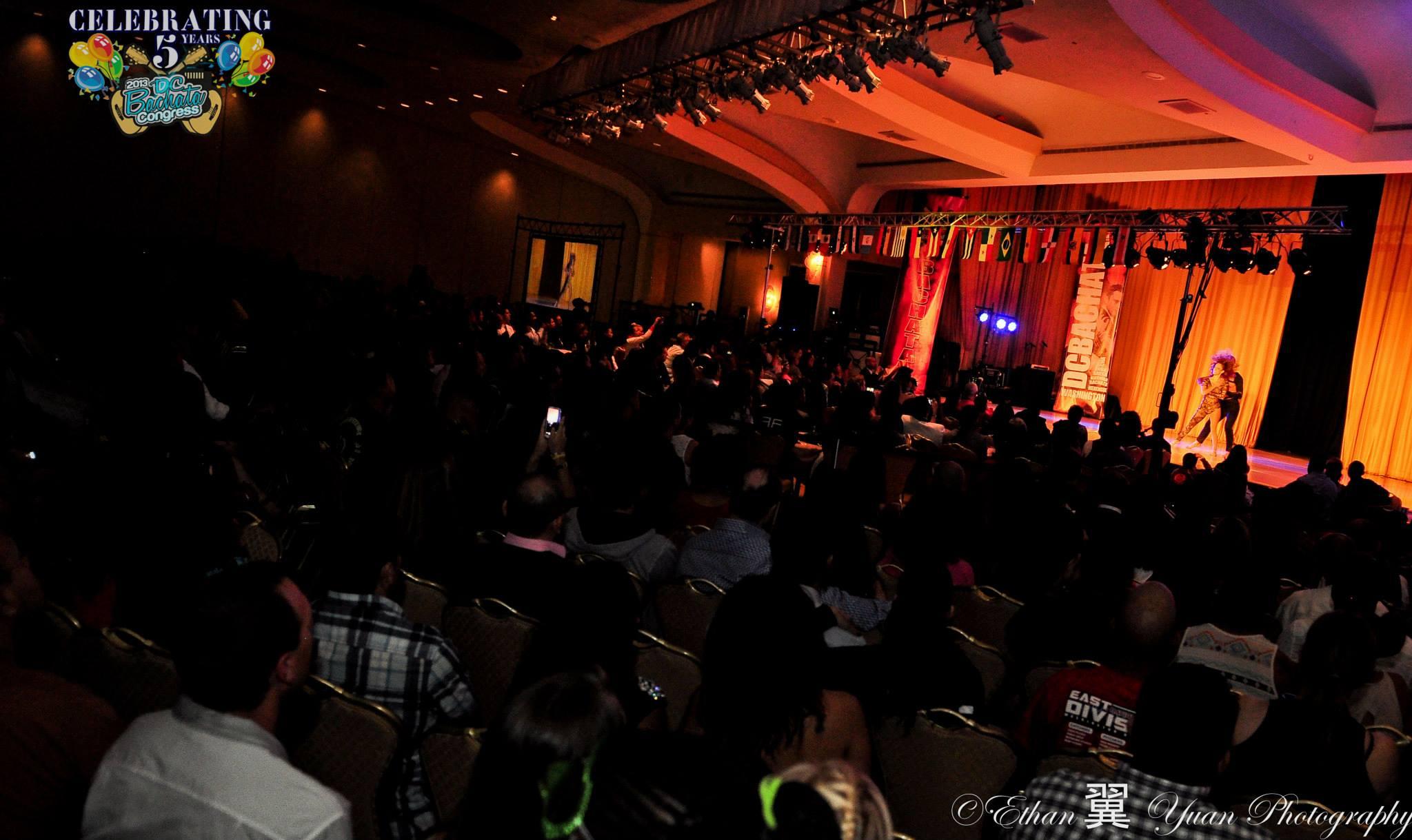 SALSA IN WASHINGTON DC - DC Bachata Congress 2013