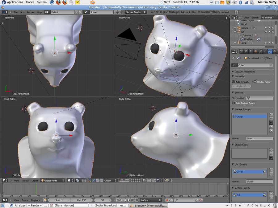 Blender UI - Image credit pookstar on deviantart