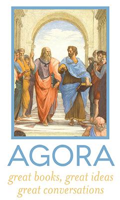 the agora foundation logo