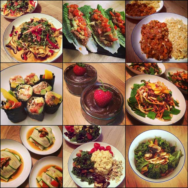 Raw Food Made Simple
