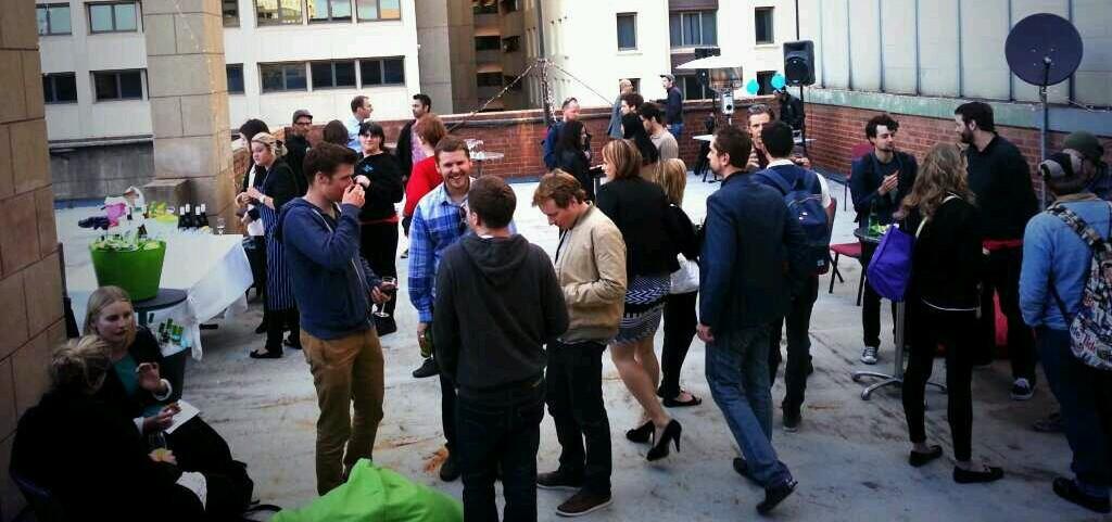 Majoran Rooftop Party