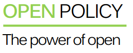 Open Policy 2015: the power of open tagline