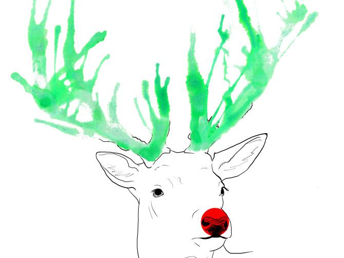 Sustainable Christmas Market Logo