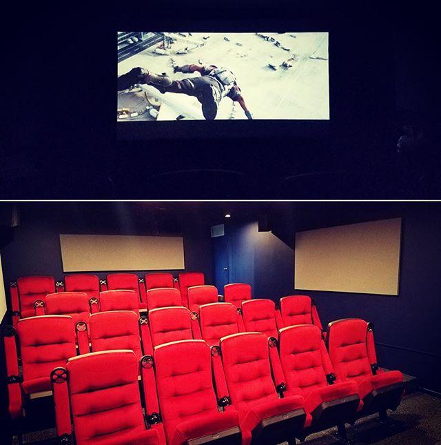 Arena Cinelounge - Santa Monica Screening Room