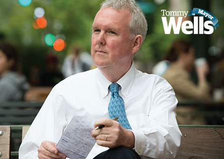 Tommy Wells is a DC mayoral candidate and the DC Councilmember for Ward 6. A career public servant, he has worked for the DC Consortium for Child Welfare and currently chairs the Committee on Public Safety and the Judiciary. Tommy is running for mayor to make DC a great place to live, work, and raise a family. Learn more about at www.tommywells.org