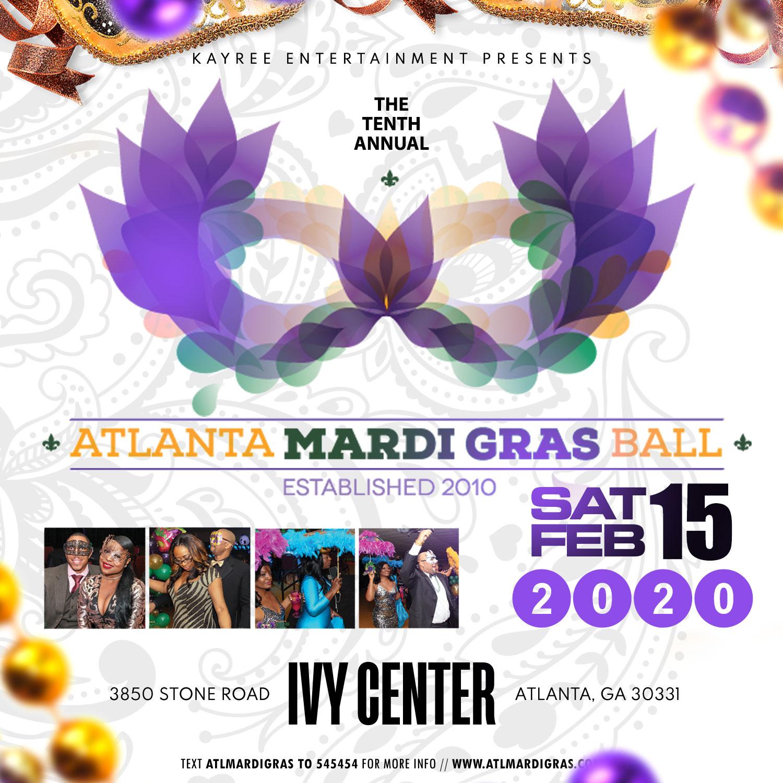 Atlanta-Mardi-Gras